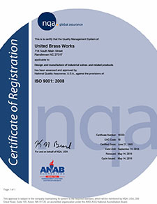 BS EN ISO 9001:2000-Design and manufacturing