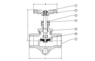 Model 129TS Sampler Valve