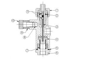 Model R200 Hoffman Selector Valve Assembly