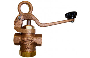 Model 44NY Whistle Valve