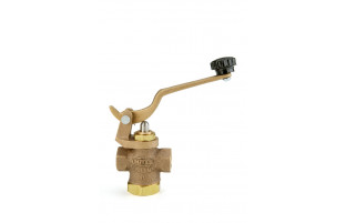 Model 44SS Whistle Valve