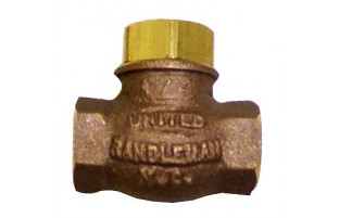 Model 55 Spring Lift Check Air Control Valve