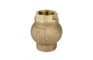 Model 97S Full Flow In-Line Check Valve
