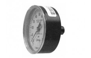 "Model 974B 2 1/2"" Back Connect Gauge"