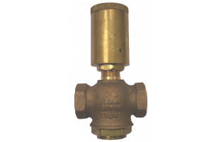 Model VC25WT Pneumatic Whistle Valve
