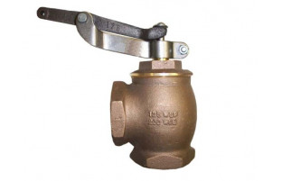 "Model VM200 2"" Manual Air Vacuum Valve"