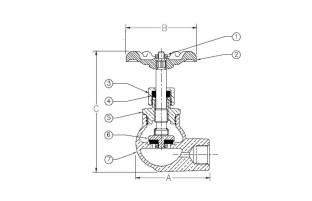 Model 175TS Sampler Valve